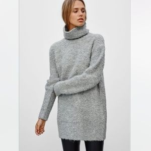 Aritzia Wilfred Free Sabline Sweater Dress Small